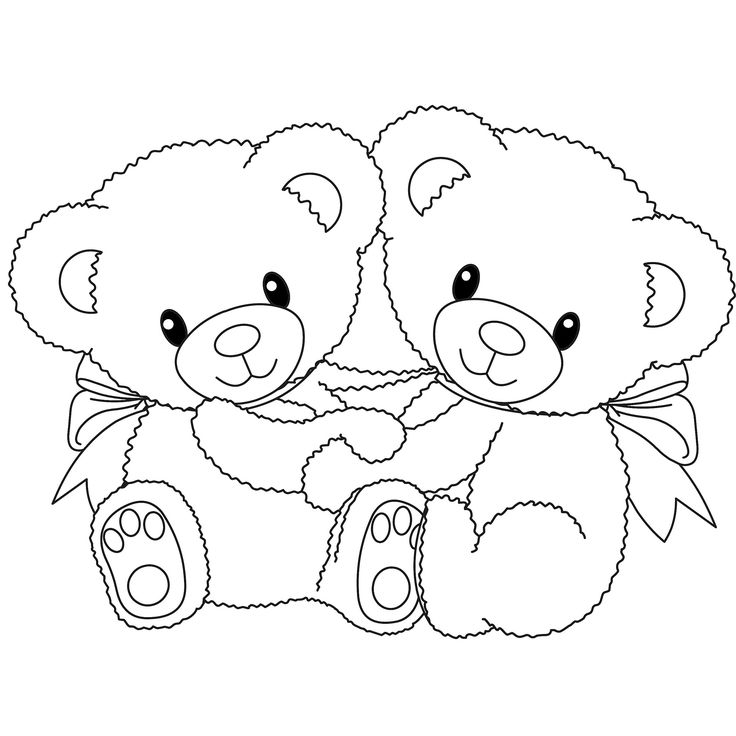 Free Baby Pandas Coloring Pages, Download Free Clip Art, Free Clip ... | 736x736