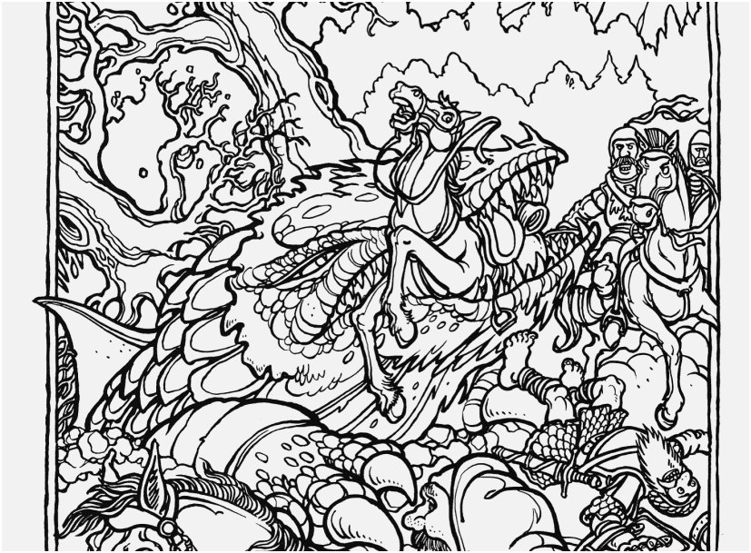 - Free Printable Coloring Pages For Adults Advanced Dragons Pictures -  Whitesbelfast