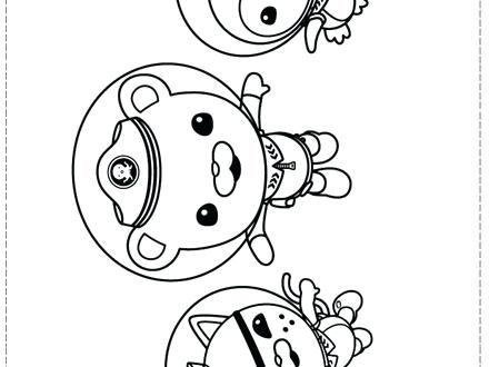 - Octonauts Coloring Pages Pictures - Whitesbelfast